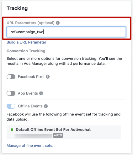 Facebook Ads Chatbots | Visual chatbot builder | ActiveChat ai